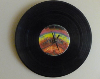 Imagine Recycled Vinyl/CD Record Wall Art
