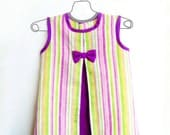 Girl dress pattern Baby dress Summer  Toddler . Sizes: 1 - 9 years. PDF. instant download