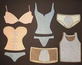 Guys, Gals, Underwear, SVG Cutting File Kit