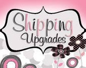 ADD on for SHIPPING upgrades