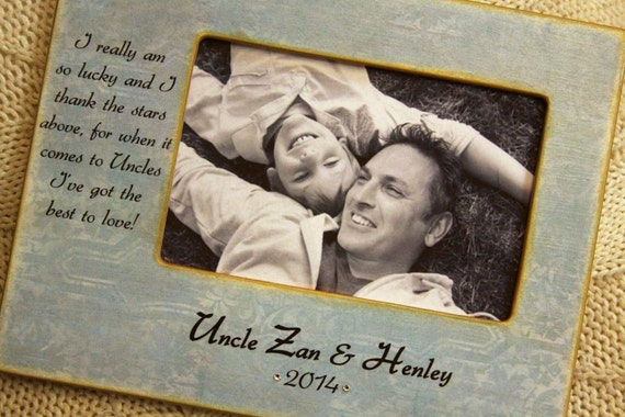 personalized uncle frame aunt frame family by ohnoavocado