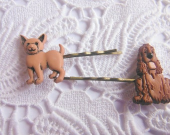 Dog Hair Clips/ Bobby Pin