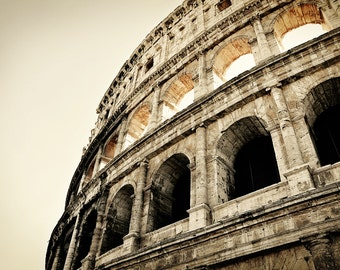 Coliseum Rome Fine Art Photography Print- Rome, Italy