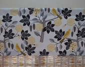 Waverly Small Talk Valance Kitchen Valances Kitchen Curtains Waverly Valances 52x12 52x14  52x16  52x18