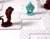 Scifi Boardgame Tileset
