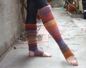 Yoga Socks-Dance Socks-Pilates Socks-Stirrup Socks-Leg Warmers
