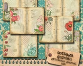 Cottage Garden - Printable Journal Kit