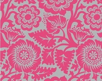 Heirloom Blockade Blossom in Blush by Joel Dewberry - 1 yard