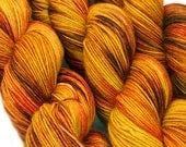 SHIRE Lord of the Rings hand dyed fingering sock yarn sw wool nylon 3.5oz 460 yards