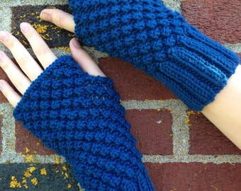 PATTERN for Stonewall Mitts in Three Sizes in Plain English