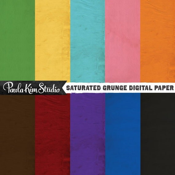 Distressed Digital Paper Background Clipart Instant Digital Background Download Images - Digital Scrapbook Papers