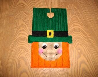 St Patricks Day Doorknob Hanger