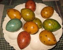 Gourd Easter Eggs (set of 5)