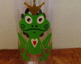 Frog Prince Tumbler