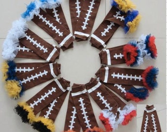 Are you ready for some FOOTBALL Leg or Arm warmers YOU pick your team!