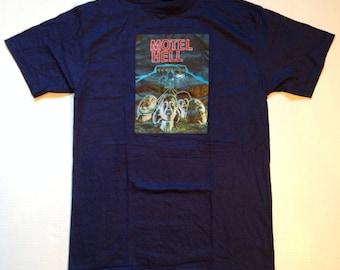 Vintage 1980's MOTEL HELL t-shirt, M-L
