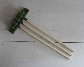 Vintage Wooden Dry Rack