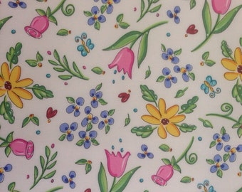 Sale Special Arrangement fabric by Marna hill for Free Spirit fabric