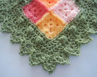 La Vie en Rose Border/Edging Crochet Pattern