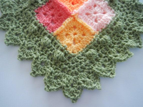 La Vie en Rose Border/Edging Crochet Pattern