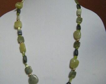 New Jade Necklace