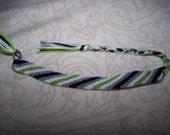 Agender Pride Bracelet
