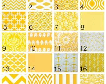10% OFF SALE Yellow Curtain Panels. 63, 84, 96, 108 Lengths. You Choose. Window Treatments. Chevron, Chain Link, Suzani, ikat, Stripes, elep