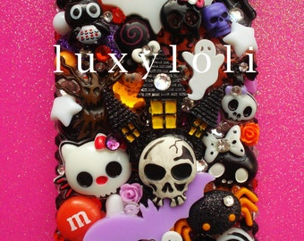 Custom Halloween Decoden Phone Case