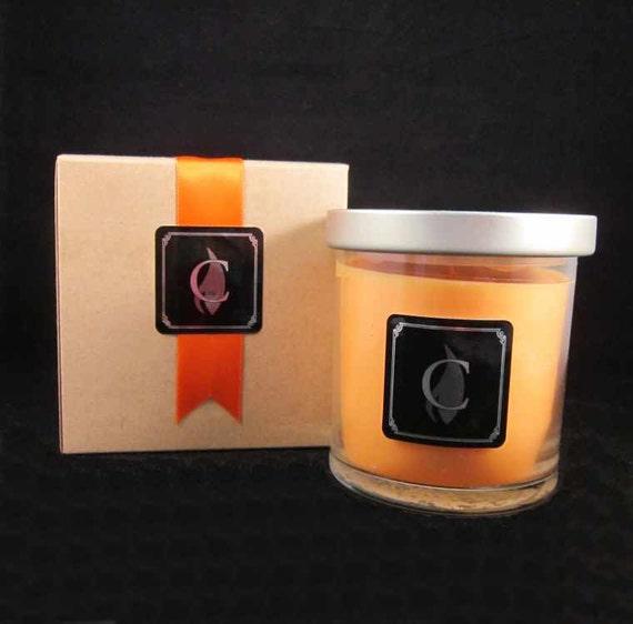 FLORIDA - Orange Blossom candle, 8 oz candle, optional gift box