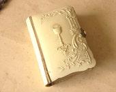 Vintage French Prayer Book, Prayer Book, French Prayer Book, First Communion