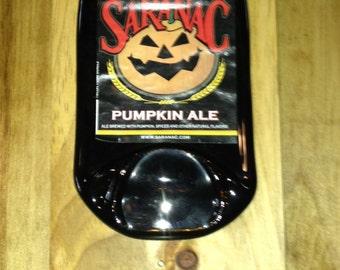 Saranac Pumpkin Ale bottle opener