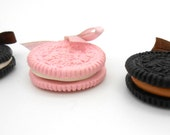 Scented Oreos- Chocolate, Strawberry and Peanut Butter