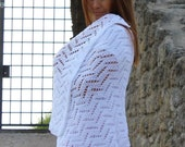 RESERVED LISTING - Eygptian Summer Cotton Shawl