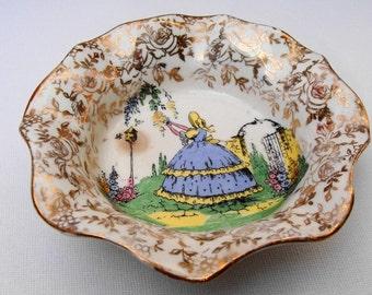 Empire England Porcelain China Dish
