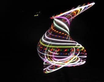 Bird Song LED Hoop