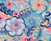 "Pink and Blue Majik PUL-Yard Cut (36"" x 54/56"")"