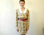 80s Secretary Dress