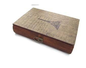 Parisian Book Box Drawer