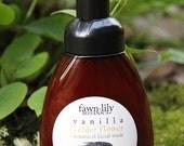 Vanilla & Elder Flower Facial Wash - made from Soothing Botanicals