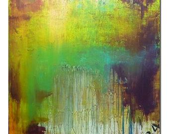 Acher ........original acrylic painting abstract art