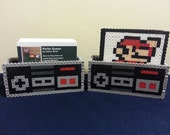 Nintendo Controller - Coaster or Business Card holder
