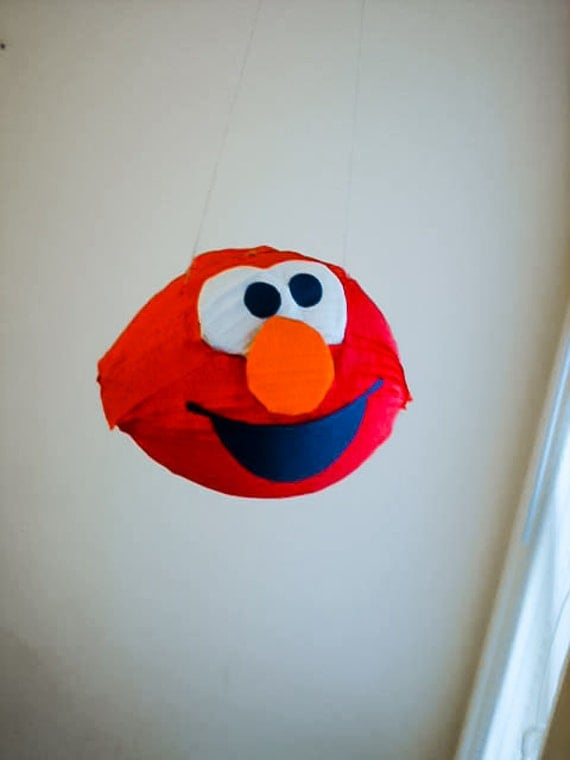 Elmo Party Pinata