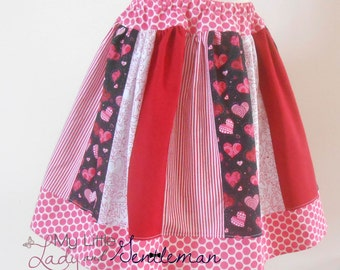 Twirly Girly Skirt Ready to Ship Size 5