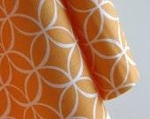 Tile Pile in Sunshine by Michael Miller Fabrics -  ONE  FAT QUARTER  Cut