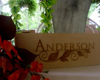 Wine Box, Wedding Wine Box, Wine Box Ceremony, Wedding Gift, Anniverary Gift, Wedding Gift, Anniversary Gift