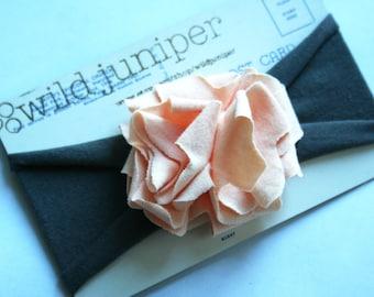 The Nora Flower Headband