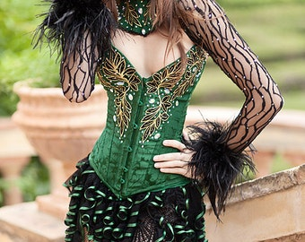 Corset Glamour FANTASY