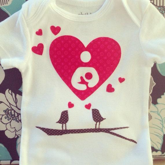 Breastfeeding Onesie, Toddler Nursing, Applique, Love, Custom Love Breastfeeding