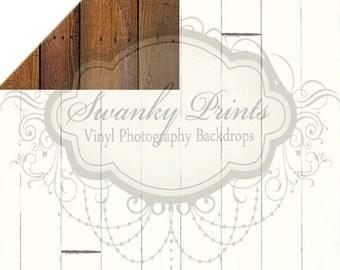 NEW ITEM / 5ft x 7ft REVERSIBLE Vinyl Backdrop / Double sided
