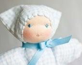 Waldorf Baby Doll Child Friendly Soft Sculpture